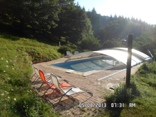 Huis in Saint-beauzely voor  4 •   met zwembad in complex