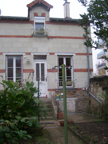 House in Saumur for   4 •   garden