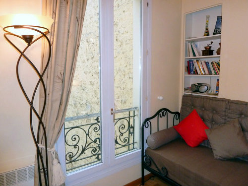 Appartement à Paris - Location vacances, location saisonnière n°39826 Photo n°2 thumbnail