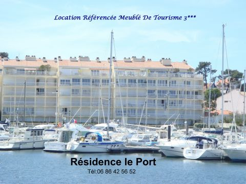 Flat in ARCACHON - Vacation, holiday rental ad # 39844 Picture #7