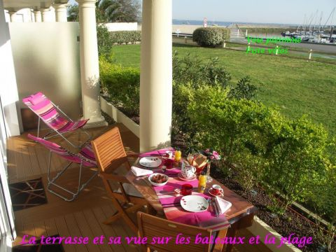 Flat in ARCACHON - Vacation, holiday rental ad # 39844 Picture #8