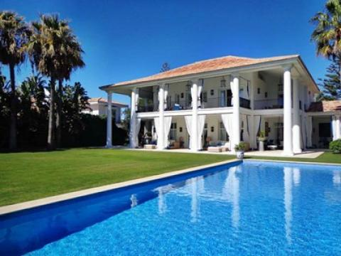 Maison Guadalamina Baja - 12 personnes - location vacances  n°39882