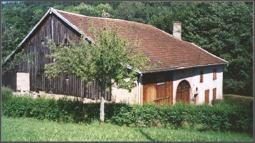 Ferme 13 personnes Ban De Laveline - location vacances  n°39888