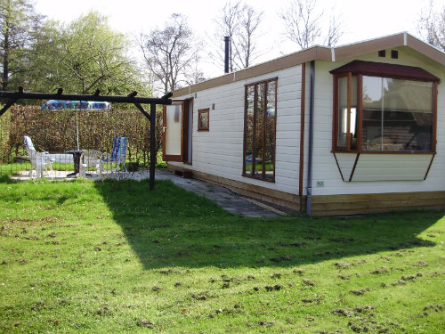 Mobil-home Giethoorn - 4 personnes - location vacances  n°39889