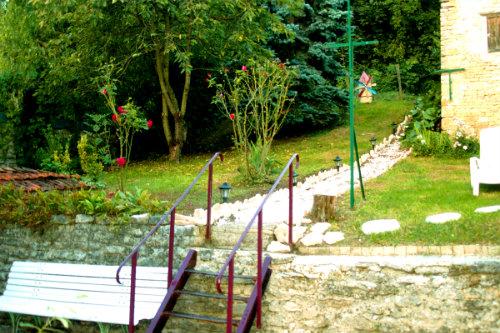 Gite Argançon - 9 personnes - location vacances  n°39915