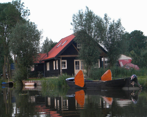 Huis 6 personen Sneek Leeuwarden Grou - Vakantiewoning  no 39924