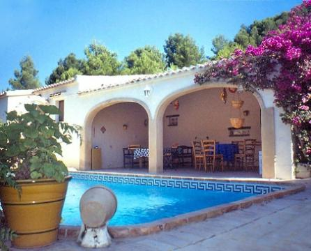 House Javea Montgo - 6 people - holiday home  #39929