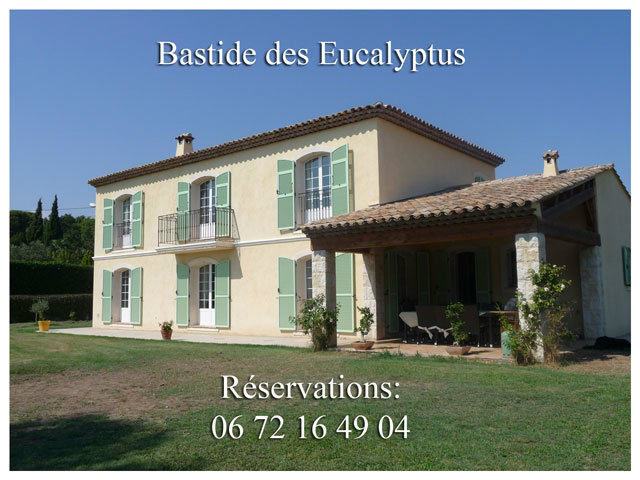 House 4 people Antibes - holiday home  #39958