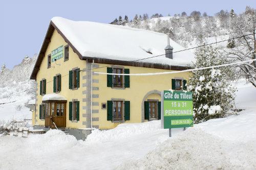 Gite Ventron - 31 personnes - location vacances  n°39977