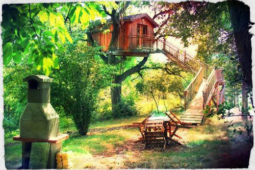 Casa de montaña en Amorots succos para  4 •   con terraza