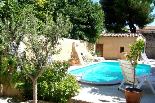 Maison Entraigues Sur La Sorgue - 8 personnes - location vacances  n°39995