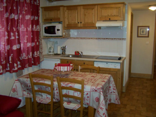 Flat Les Houches - 6 people - holiday home  #40016