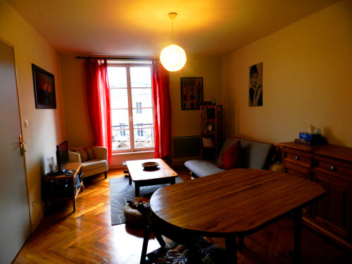 Appartement Mulhouse - 4 Personen - Ferienwohnung N°40024