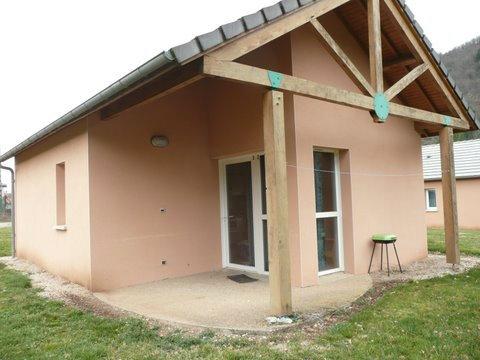 Maison Saint Geniez D'olt - 6 personnes - location vacances  n°40029