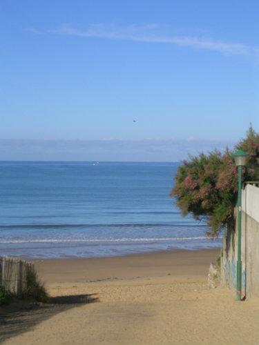 Appartement 4 personnes Longeville Sur Mer - location vacances  n°40031