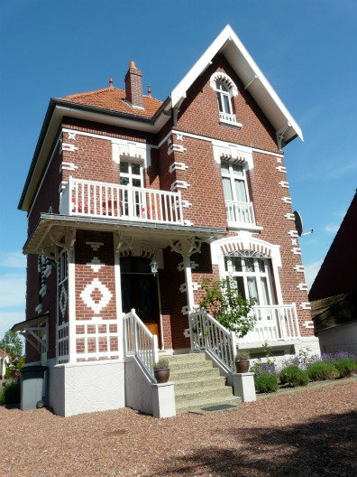 Bed and Breakfast 4 personen Rue - Vakantiewoning  no 40032