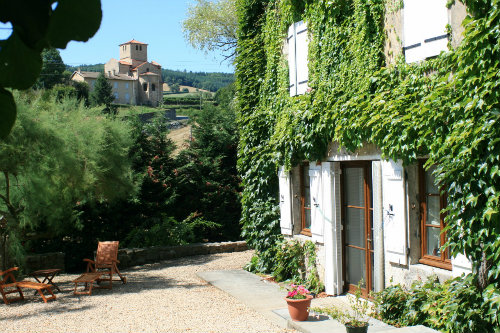 House in Saint jacques des arrêts for   14 •   animals accepted (dog, pet...)