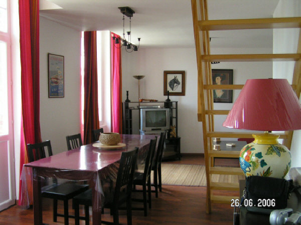 Flat 7 people Dinard - holiday home  #40045
