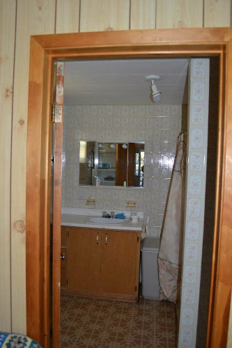 Chalet Baie-trinit� - 8 personnes - location vacances  n�40052