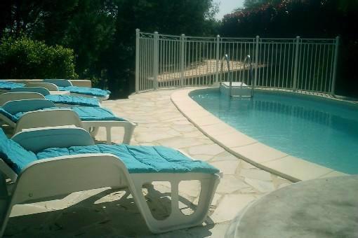 Maison 11 personnes Sainte Maxime - location vacances  n°40067