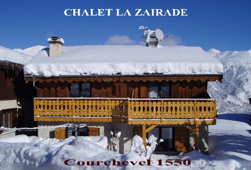 Chalet in Courchevel village for   4 •   1 bedroom
