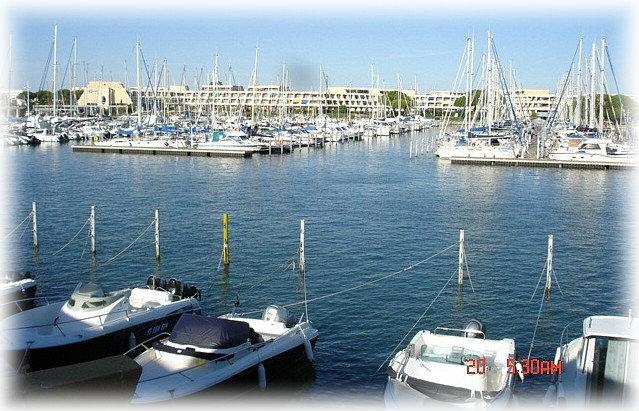 Appartement Port Camargue - 4 Personen - Ferienwohnung N°40087
