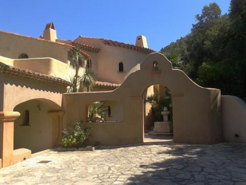 Maison 12 personnes Ramatuelle - location vacances  n°40102