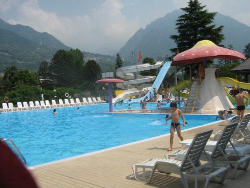 Chalet Porlezza - 5 personen - Vakantiewoning  no 40119
