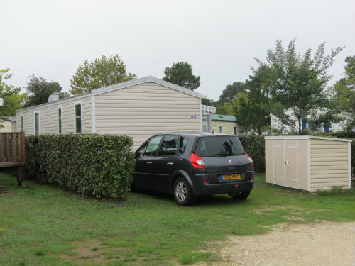 Mobile home in Ronce les bains - Vacation, holiday rental ad # 40122 Picture #12
