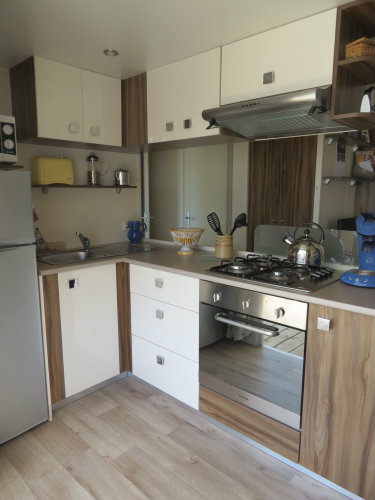 Mobile home in Ronce les bains - Vacation, holiday rental ad # 40122 Picture #19