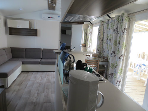 Mobile home in Ronce les bains - Vacation, holiday rental ad # 40122 Picture #6