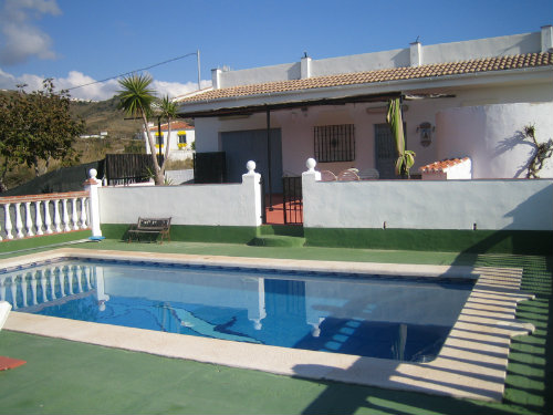 House Torrox -peñoncillo - 6 people - holiday home  #40153