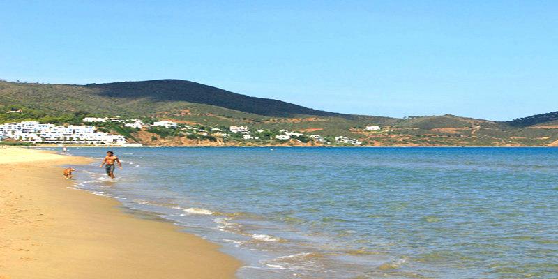 Appartement in Cabo negro tetouan voor  6 •   uitzicht op zee