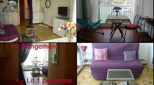 Studio Gruissan - 3 personnes - location vacances  n°40164
