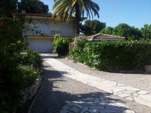 Maison 8 personnes Cannes - location vacances  n°40171