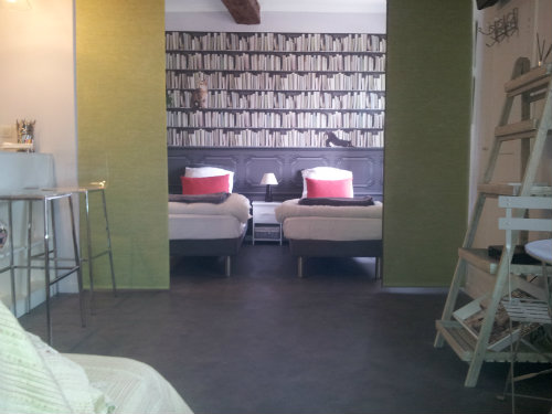 Studio Cannes - 2 personnes - location vacances  n�40172