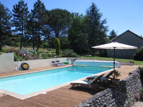 Maison Monestier - 8 personnes - location vacances  n°40183