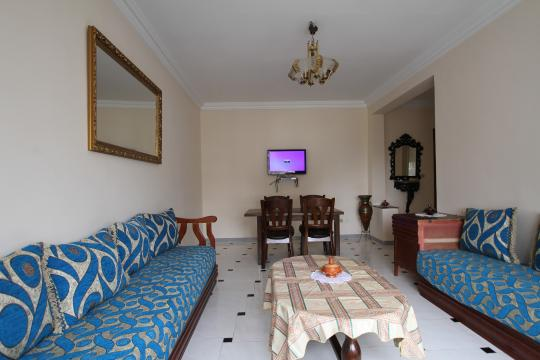 Appartement Tanger - 6 personen - Vakantiewoning  no 40187