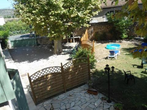 Gite Fontcouverte - 5 personnes - location vacances  n°40215