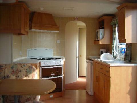 Caravane Penzance - 5 personnes - location vacances  n°40268