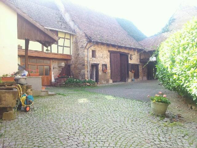 Farm Orschwihr - 2 people - holiday home  #40279