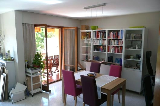 Flat in Mandelieu Capitou - Vacation, holiday rental ad # 40312 Picture #0