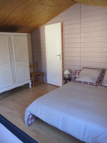 Chalet La Chapelle Naude - 3 Personen - Ferienwohnung N°40336