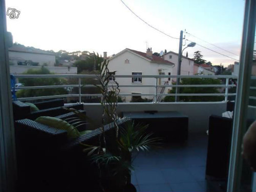 Flat in La seyne sur mer - Vacation, holiday rental ad # 40339 Picture #2
