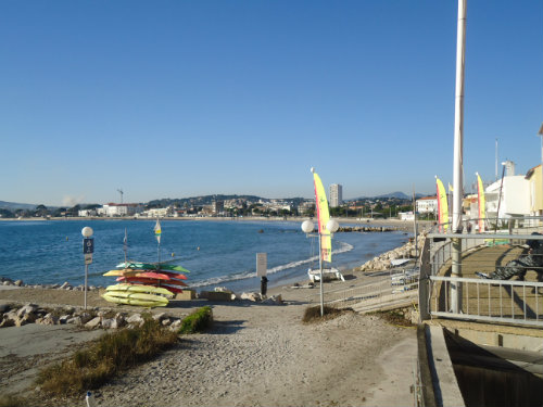 Flat in La seyne sur mer - Vacation, holiday rental ad # 40339 Picture #3