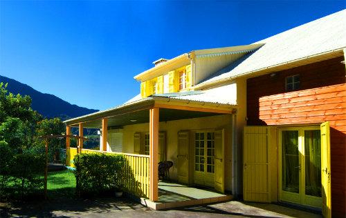 Maison 30 personnes Cilaos - location vacances  n°40340