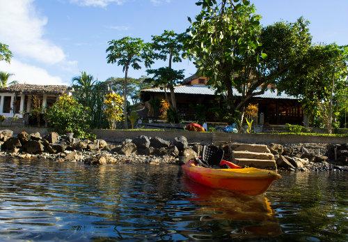 Maison Nosy-be Madagascar - 9 personnes - location vacances  n°40343