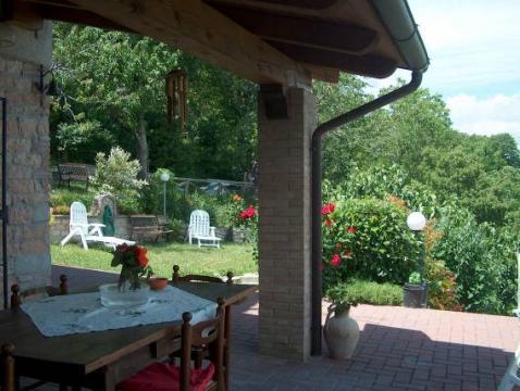 Maison Cagli - 4 personnes - location vacances  n°40345