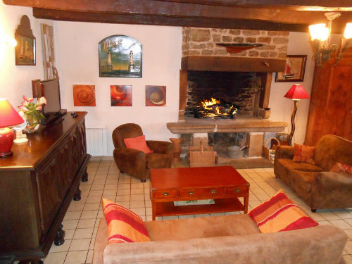 Gite Roz Sur Couesnon ( Mont St Michel) - 5 people - holiday home  #40351