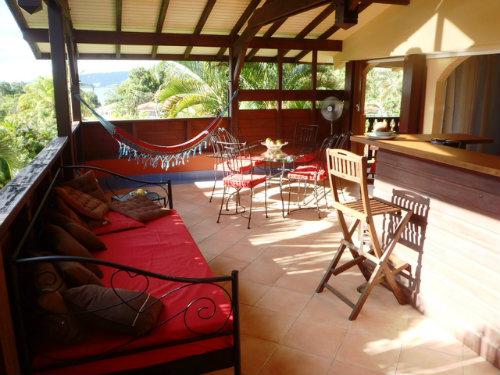 Appartement 5 personnes Sainte Anne - location vacances  n°40360